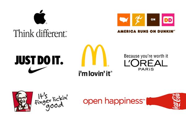 marka slogan örnekleri